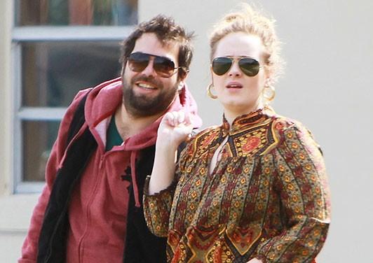 Nowy chłopak Adele!
