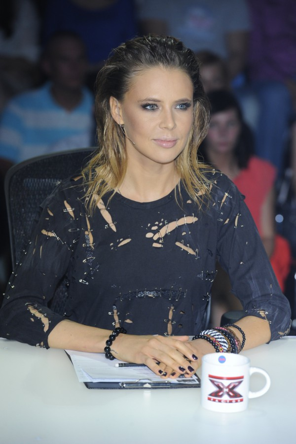 Sablewska ma w du**pie X Factor?
