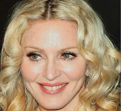 Madonna coraz bardziej sztuczna!