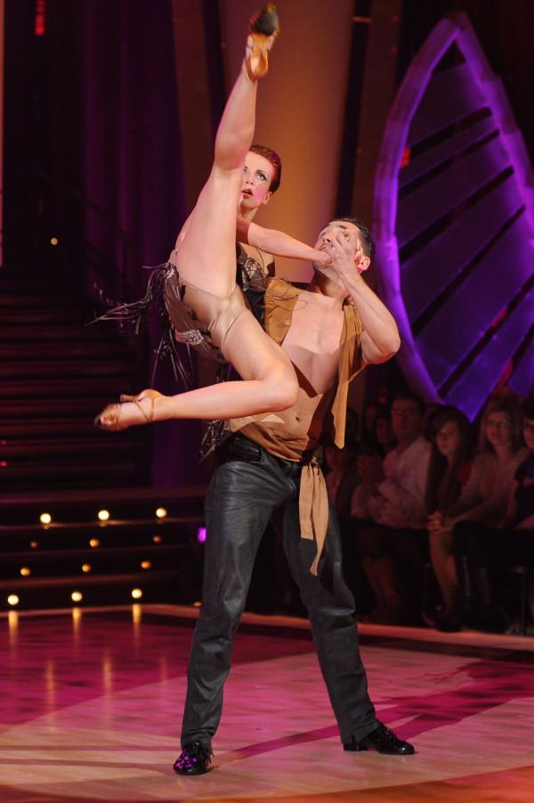 Gorący taniec Zielińskiej. Zobacz co pokazała