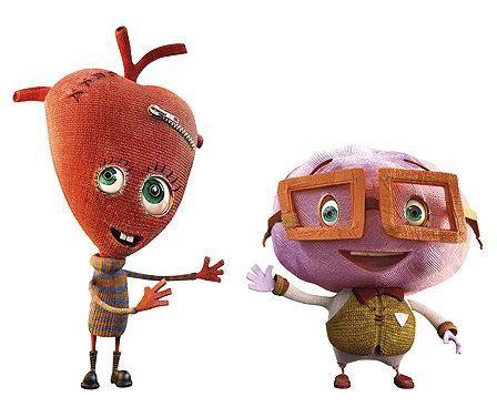Serce i Rozum- najlepsi  bohaterowie reklamy!