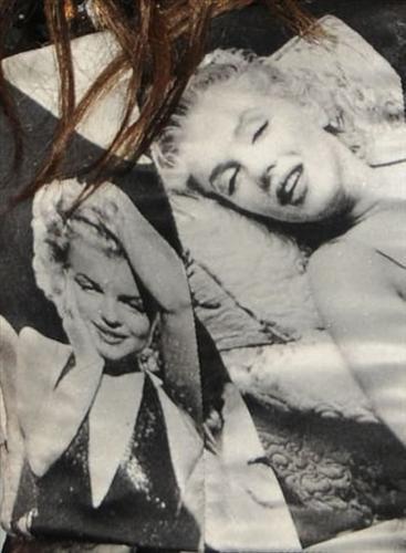 Weronika Rosati  w sukience z Marilyn Monroe!