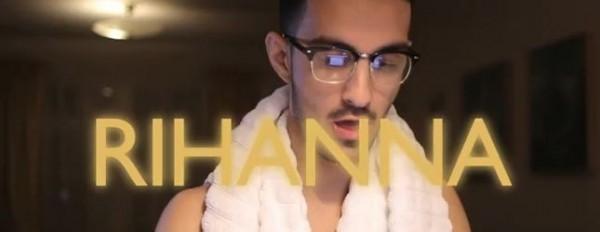 Fan Rihanny nagrał dla niej PIOSENKĘ! Zobacz!
