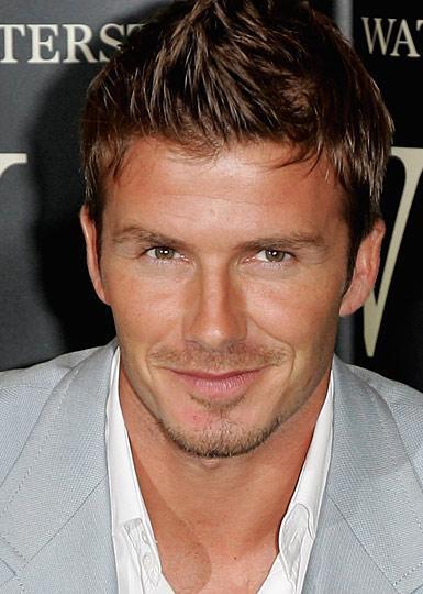 Beckham boi się, że wyłysieje!!