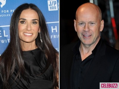 Bruce Willis wraca do Demi Moore?