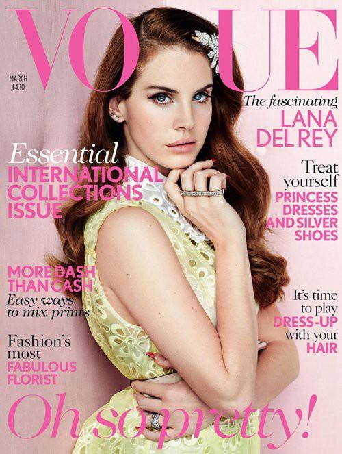 Lana Del Rey mówi, skąd wziął się jej pseudonim!