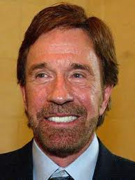 Chuck Norris zakochał się w...