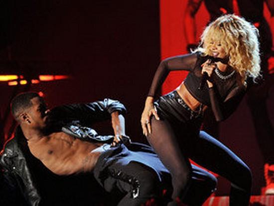 Rihanna odważnie na Grammy!