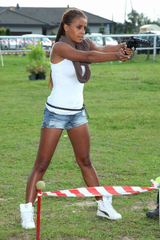 Aktorka zostanie policjantką