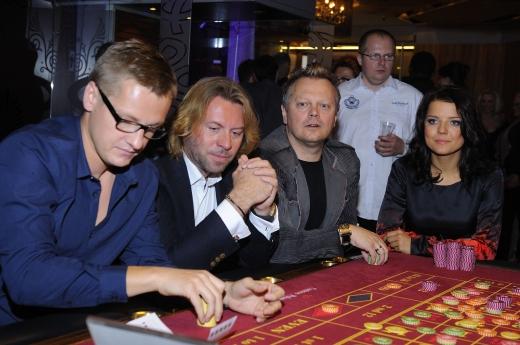 Gwiazdy uzależnione od hazardu
