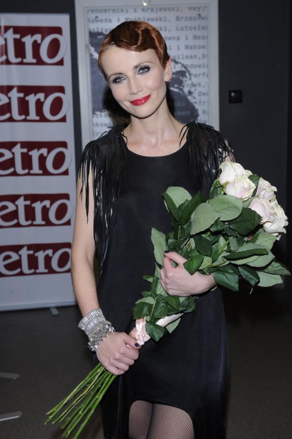 Kasia Zielińska kupuje kwiaty facetom!