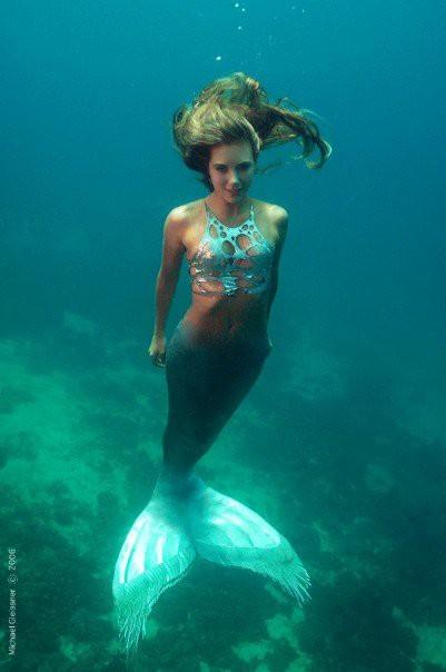 Hannah fraser to ywa syrena - Immagini della vera sirena ...