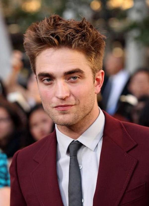 Pattinson nie chce już być WAMPIREM!