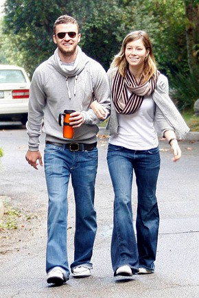 Timberlake żeni się z Biel!