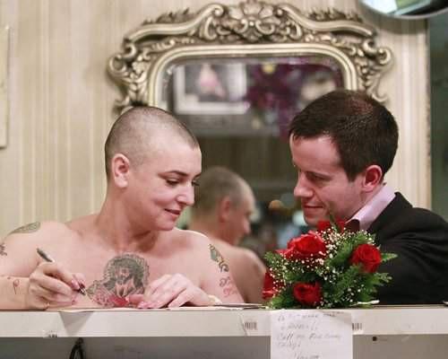 O'Connor bierze ROZWÓD po 18 dniach małżeństwa! Rekord!