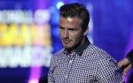Beckham najbardziej stylowym sportowcem