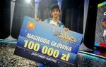 Dawid Ignaczak wytańczył 100 tysięcy złotych!