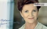 """Jolanta Kwaśniewska: """"Gram w reklamie, aby wyprawić Oli piękne wesele""""!"""