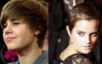 Bieber i Watson mają NAJMODNIEJSZE fryzury!