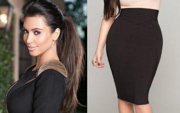 SEKRET idealnej pupy Kim Kardashian!