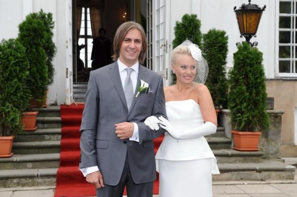 Monika Jarosińska na ślubnym kobiercu!