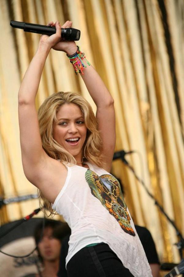 Shakira jest w CIĄŻY!