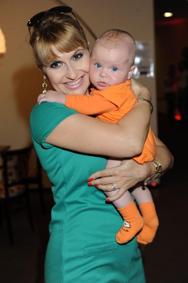Kasia Skrzynecka chwali się córeczką!