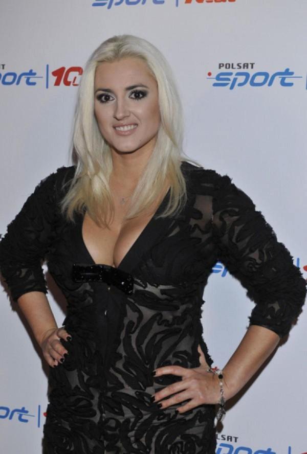 Karolina Szostak w roli modelki!