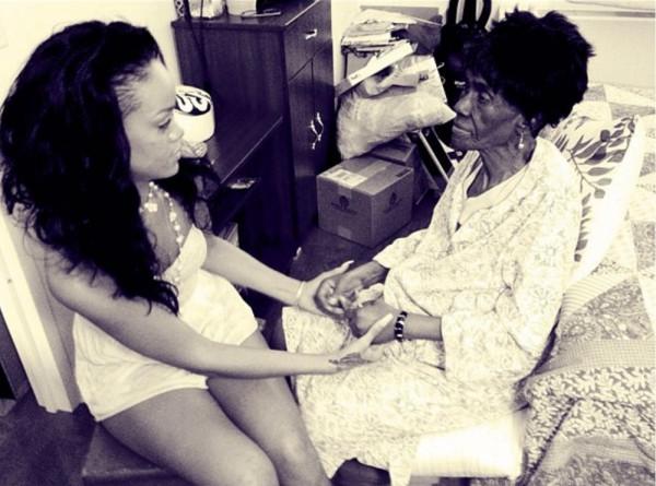 Rihanna w żałobie!