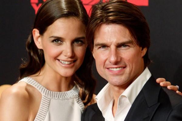 Kate  Holmes i Tom Cruise już nie są razem!