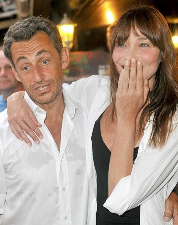 Carla Bruni w ciąży!