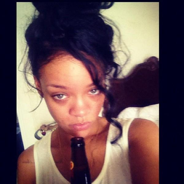 Rihanna wygląda coraz gorzej!