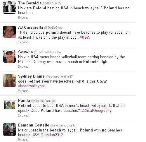 Uwaga, w Polsce nie ma plaż!