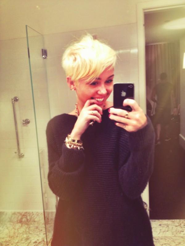 Miley Cyrus jest chora?