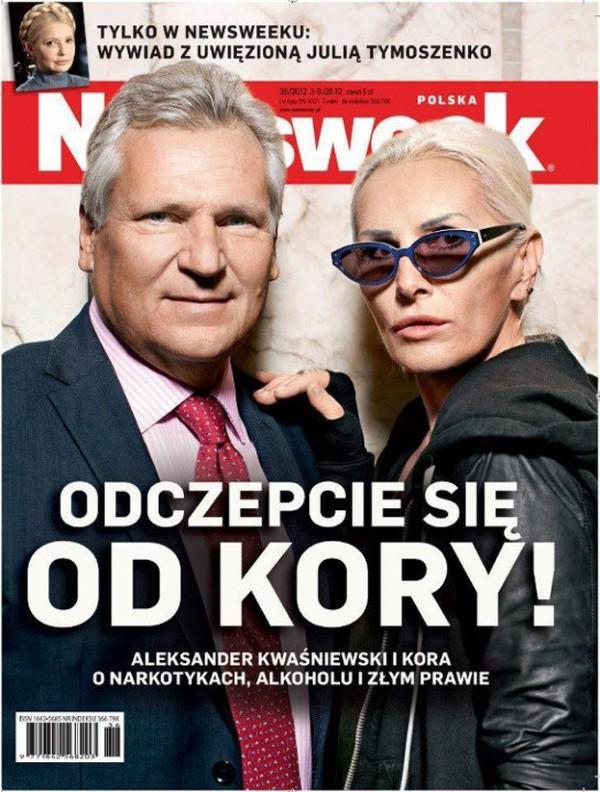Kwaśniewski też PALIŁ TRAWĘ?!