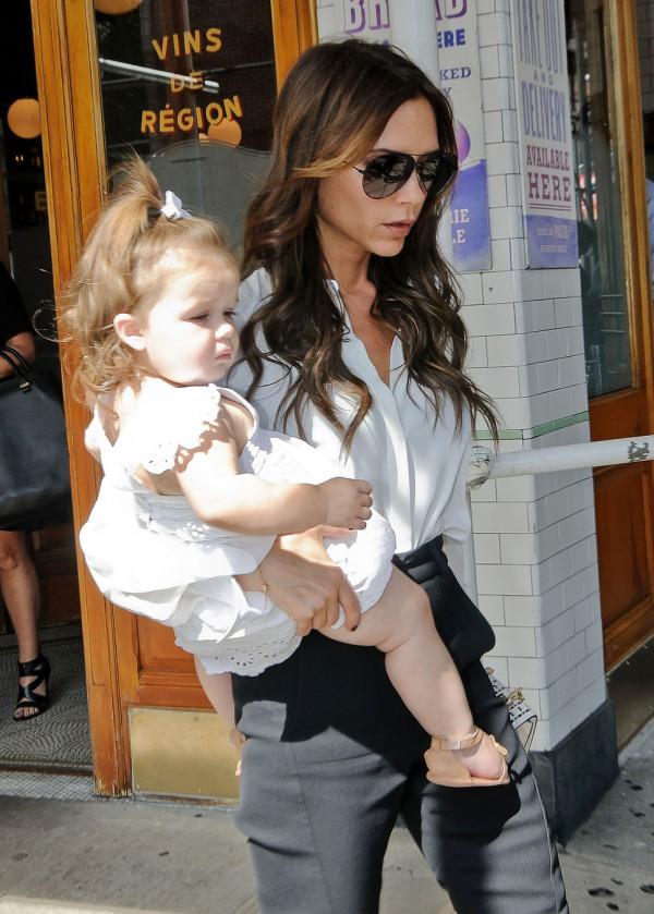 DRAMAT Victorii Beckham! Boi się, że jej córka będzie BRZYDKA!
