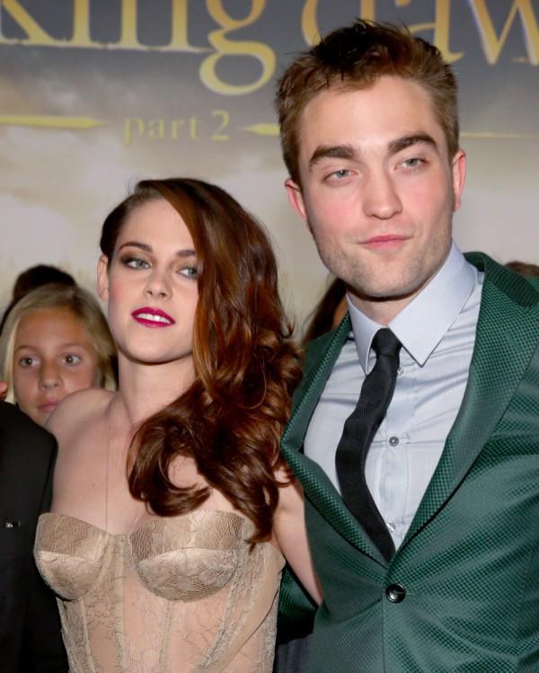 """Pattinson i Stewart na PREMIERZE """"Przed świtem 2"""""""