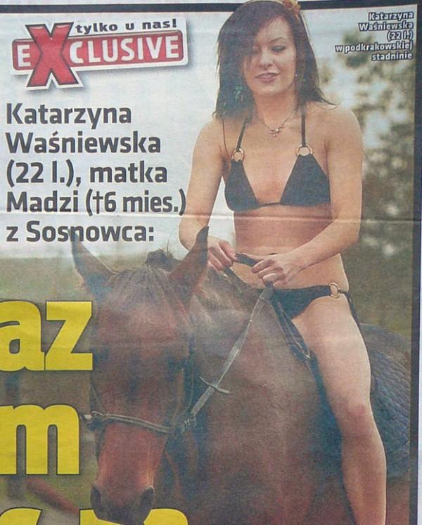 Katarzyna W. ZATRZYMANA!