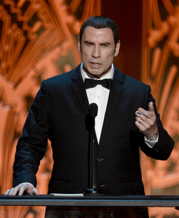 Travolta jest CUDOTWÓRCĄ!? Uzdrowił chorego