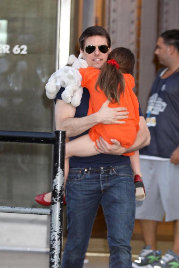 Tom Cruise już nie płacze za Katie! Ma nową dziewczynę!