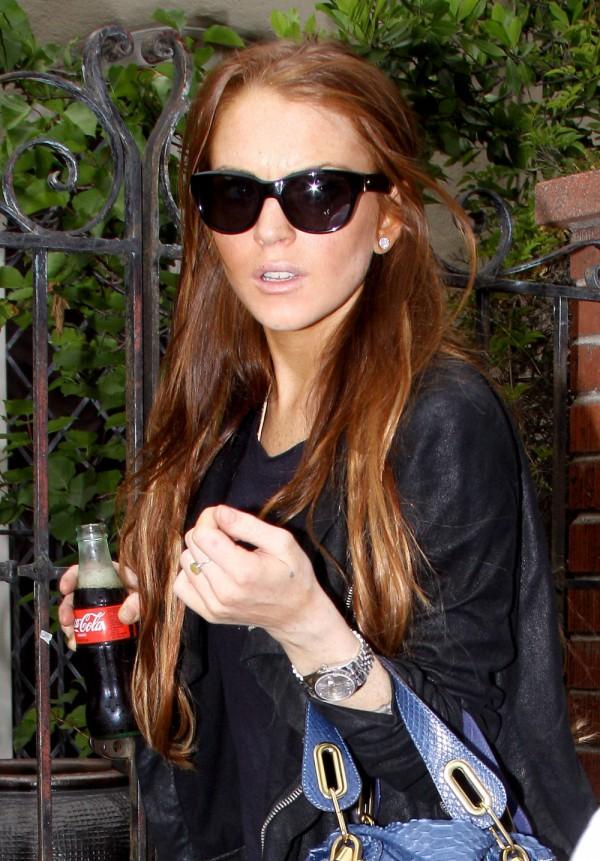 Lindsay Lohan ZAGRA W FILMIE PORNO!