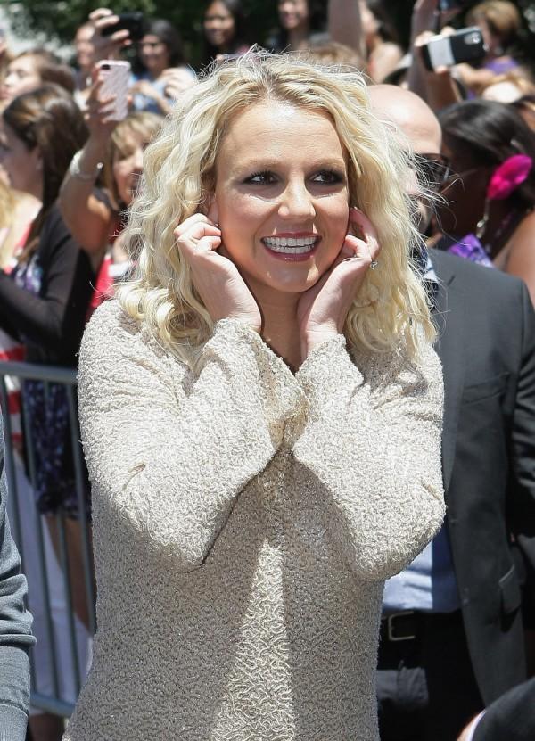 Wywalą Britney z X FACTOR!