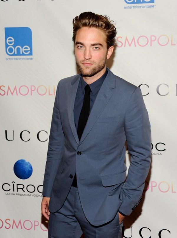 Pattinson ZAGRA KOLEJNEGO BONDA?!