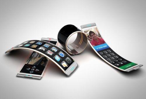 Nowy elastyczny Samsung z opcją niewidzialności