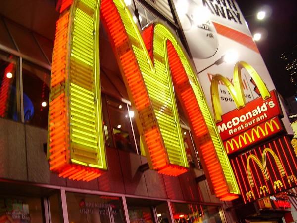 Nowe, innowacyjne menu w McDonaldzie!