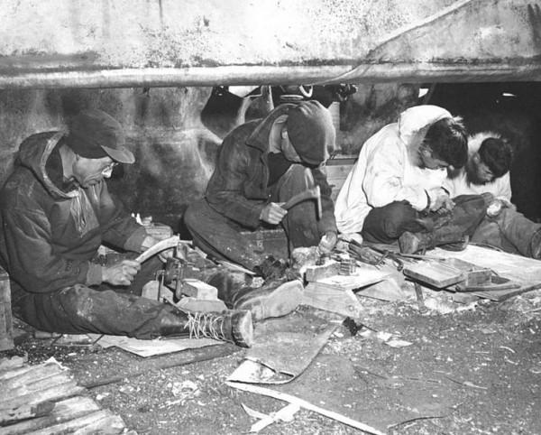 Tajne plany inwazji Inuitów?