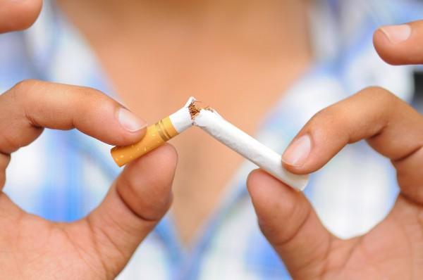 Przełom w rzucaniu palenia