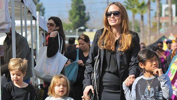 Angelina Jolie w polskiej telewizji!