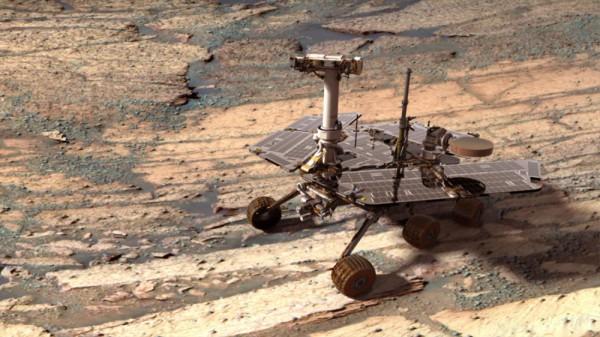 Na Marsie jest życie! Łazik Opportunity odnalazł dowody.