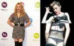 Madonna pokazuje PIERSI i TYŁEK!